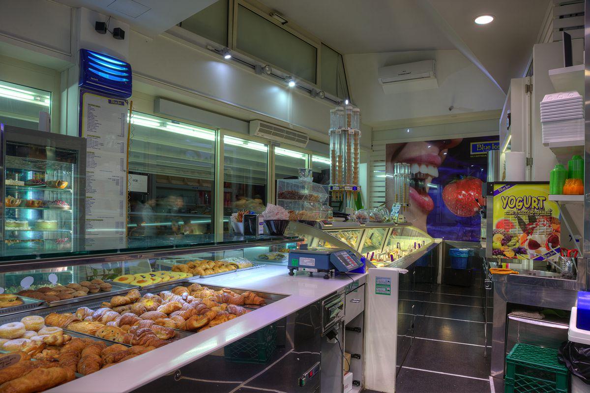 Blue ice viale america roma merli arredamenti for Gieffe arredamenti roma