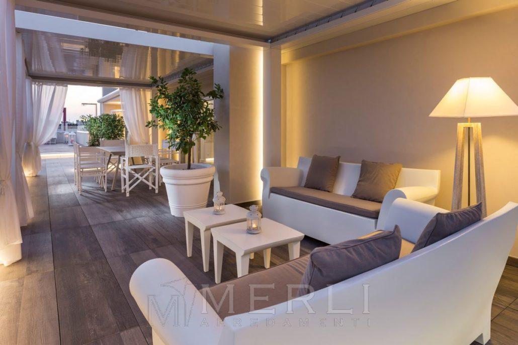 Hotel corallo riccione merli arredamenti for Merli arredamenti