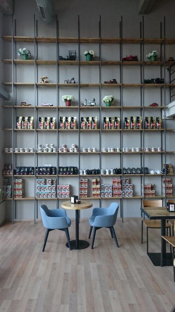Caff pascucci cipro merli arredamenti for Merli arredamenti